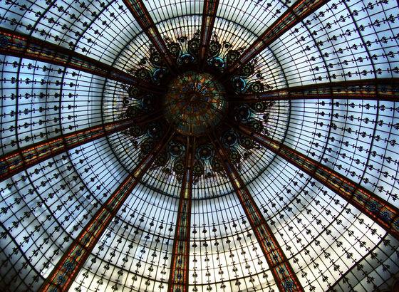 Cupola nella Gallery