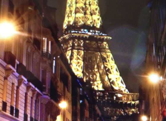 Parigi by night