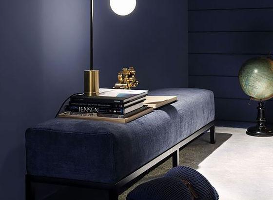 Camera Da Letto Blu Cobalto : Il re dei colori il blu made in bettina nagel
