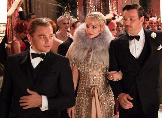 Gatsby, Daisy e Tom