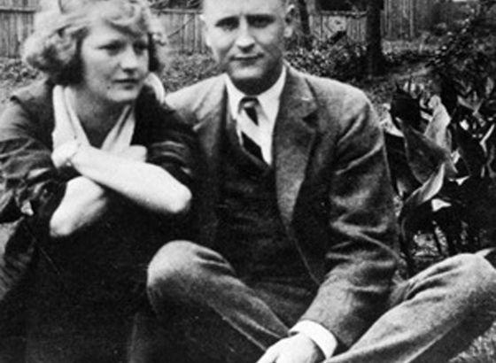 Zelda e Francis Scott Fitzgerald