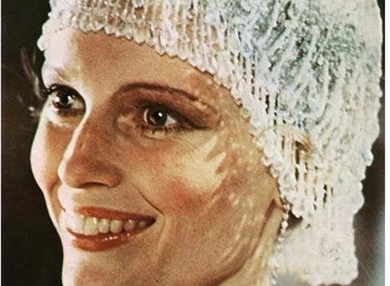 Mia Farrow nel ruolo di Daisy nella versione del 1974