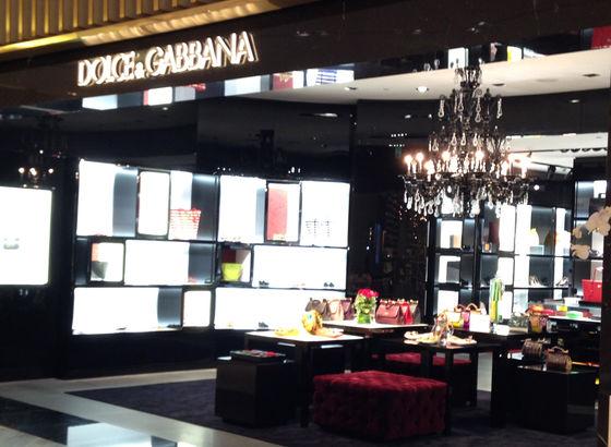 Dolce&Gabbana Dubai Mall