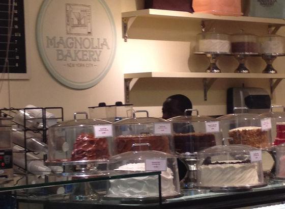 Magnolia Bakery Dubai Mall