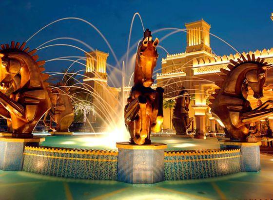 Dubai VLOG 3 - Hotels, Hotels, Hotels Made in Bettina Nagel
