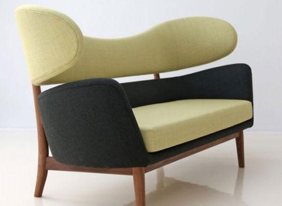 Anni 50 divano Baker