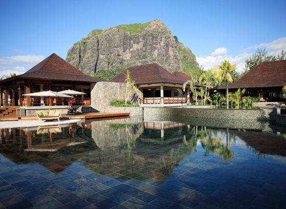 Pool dell'albergo