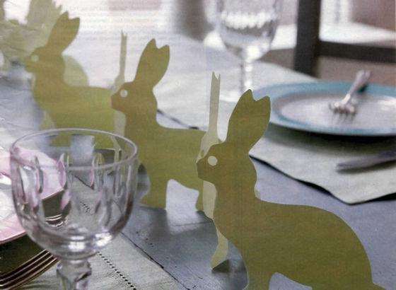 Ghirlanda di conigli