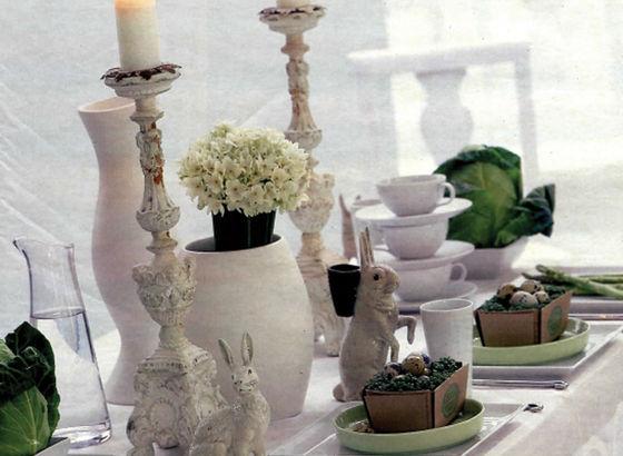 Tavolo per Pasqua