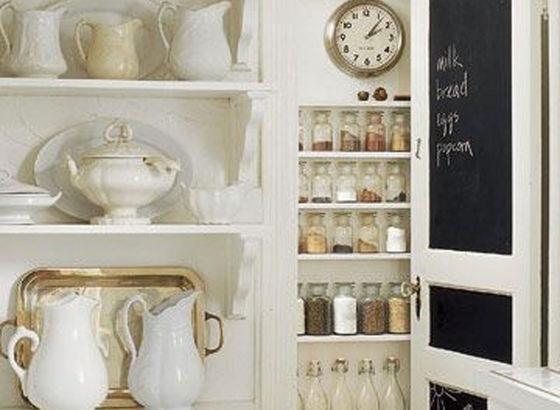 Color lavagna in cucina
