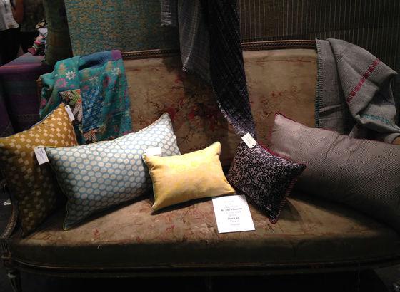 Un mondo di cuscini e colori