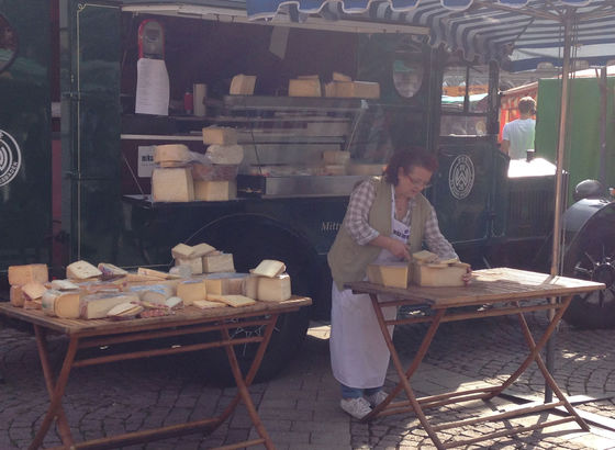 Mercato in Wiesbaden